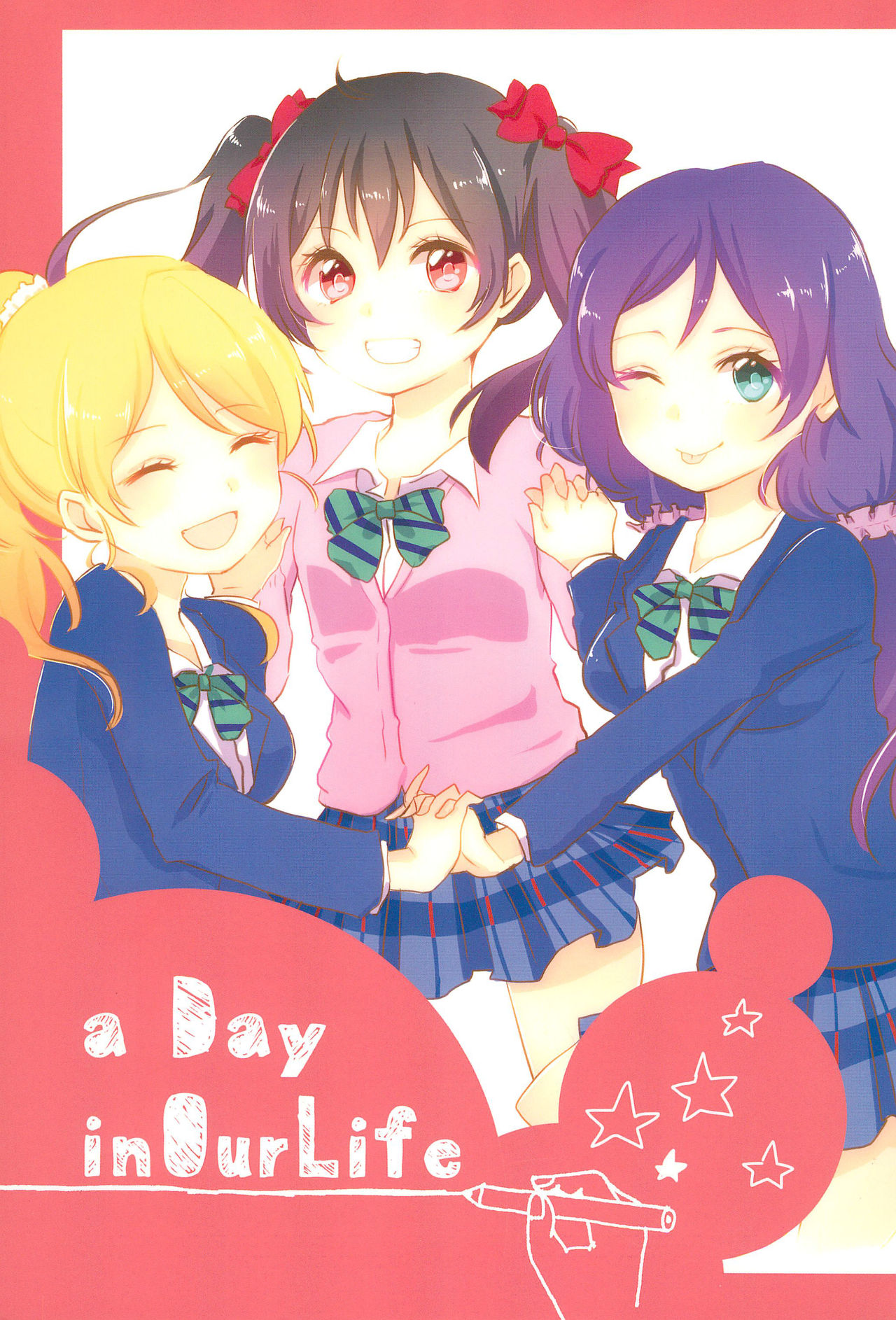 Love Live! - a Day in Our Life (Doujinshi)