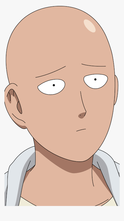 One-Punch Man - Because I'm a Monster (Doujinshi)