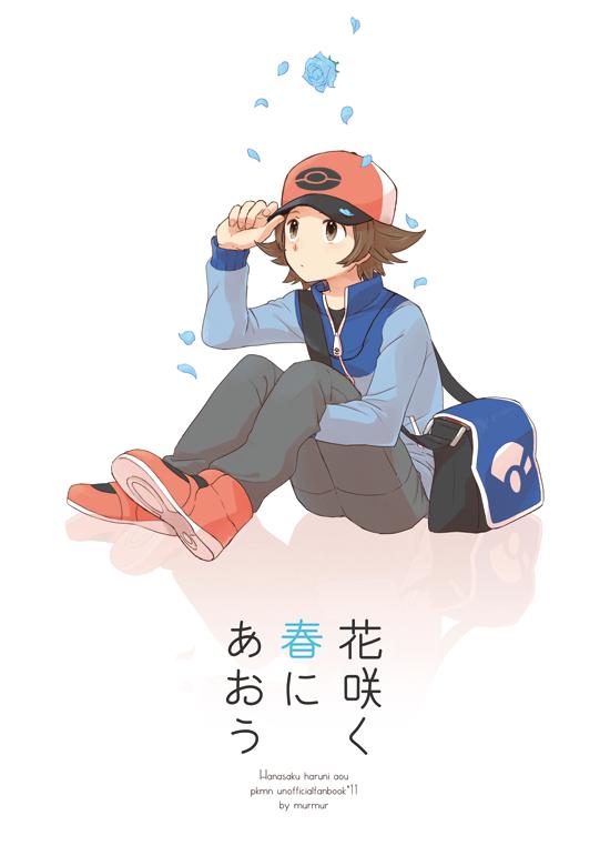 Pokémon - Let's Meet in the Flowering Spring (Doujinshi)